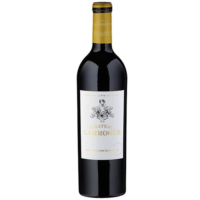 Château L'Arrosée 2012 Saint-Émilion Grand Cru Classé - Grand vin rouge de Bordeaux