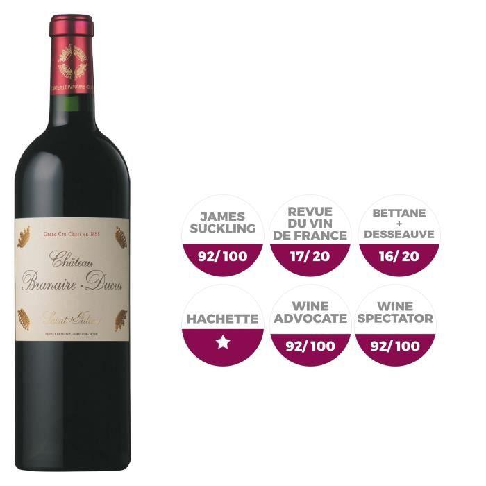 Château Branaire-Ducru 2013 Saint-Julien - Vin rouge de Bordeaux