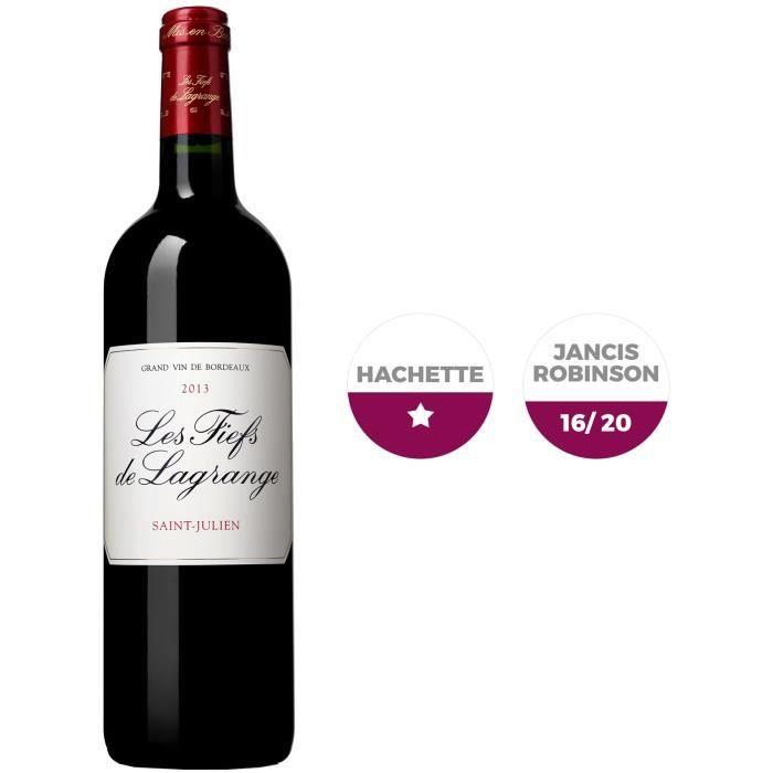 Les Fiefs de Lagrange 2013 Saint-Julien - Vin rouge de Bordeaux