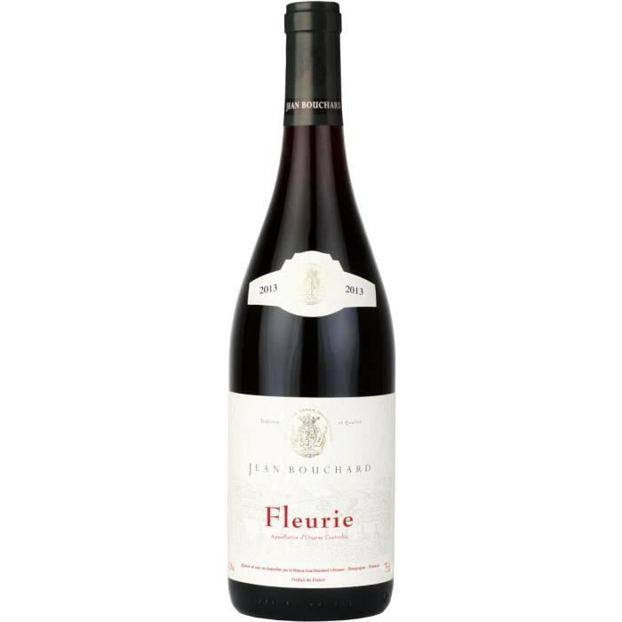Jean Bouchard 2013 Fleurie - Vin rouge de Bourgogne