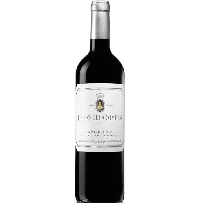 Réserve de la Comtesse 2013 Pauillac - Vin rouge de Bordeaux