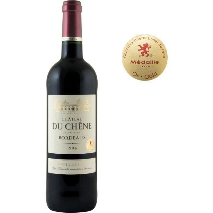 Château du Chêne 2014 Bordeaux - Vin rouge de Bordeaux