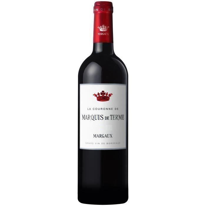 Couronne de Marquis de Terme 2014 Margaux - Vin rouge de Bordeaux