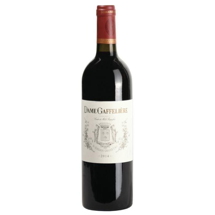 Dame Gaffelière 2014 Saint-Emilion Grand Cru - Vin Rouge de Bordeaux