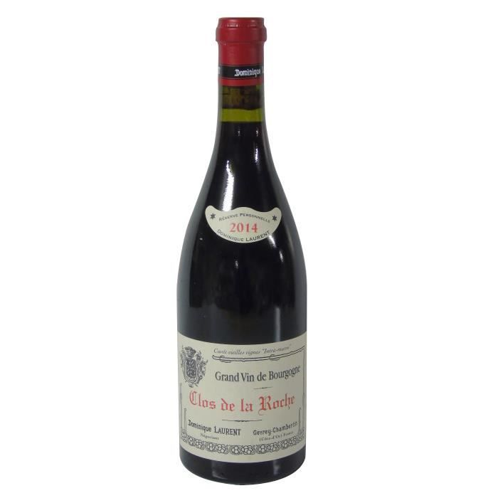 Maison Dominique Laurent 2014 Clos de la Roche - Vin Rouge de Bourgogne