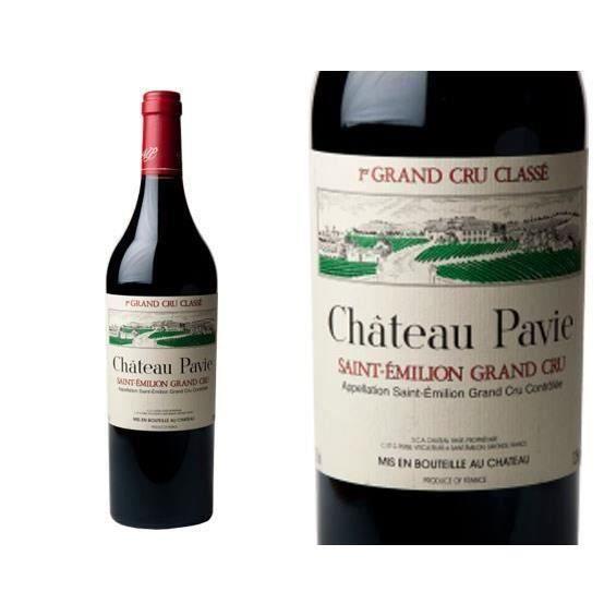 Château Pavie 2014 Saint Emilion Grand Cru - Vin rouge de Bordeaux