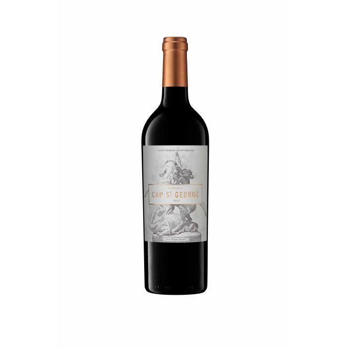 Château Cap Saint George 2014 Saint Emilion - Vin rouge de Bordeaux