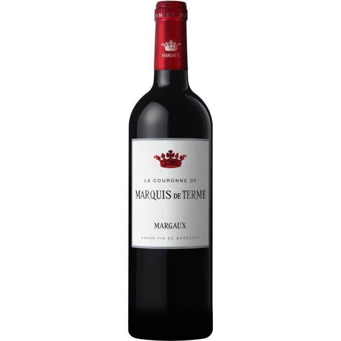 Couronne de Marquis de Terme 2015 Margaux - Vin rouge de Bordeaux