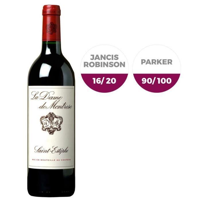 Dame de Montrose 2015 Saint-Estèphe - Vin rouge de Bordeaux