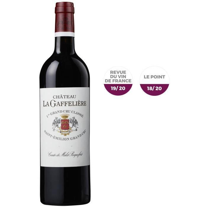 Château La Gaffelière 2015 Saint-Emilion Grand Cru - Vin rouge de Bordeaux