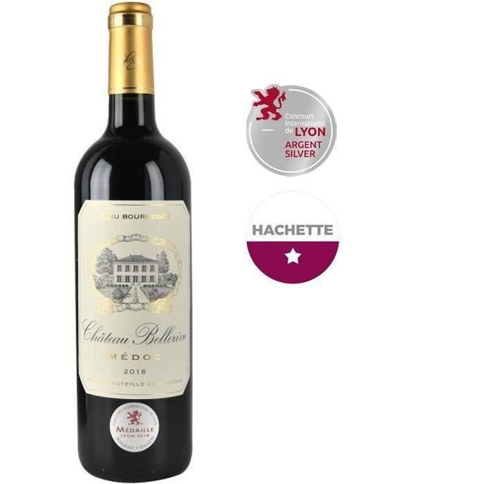 Château Bellerive 2016 Médoc Cru Bourgeois - Vin rouge de Bordeaux