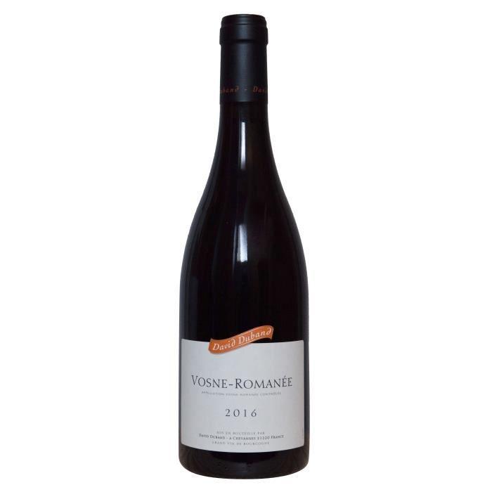 David Duband 2016 Vosne-Romanée - Vin rouge de Bourgogne