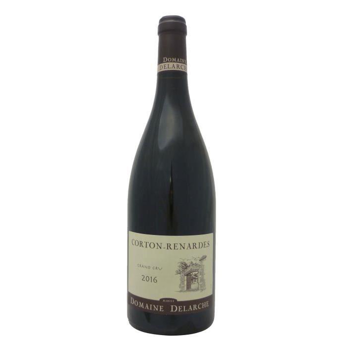 Domaine Delarche 2016 Corton-Renardes Grand Cru - Vin rouge de Bourgogne
