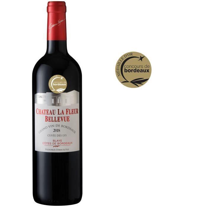 Château La Fleur Bellevue 2016 Côtes de Blaye - Vin rouge de Bordeaux