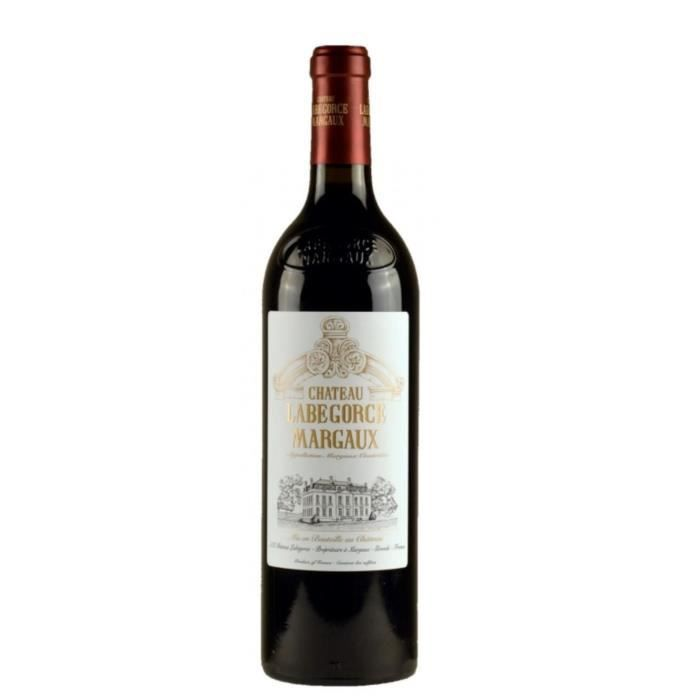 Château LABÉGORCE 2016 Margaux - Vin Rouge du Bordelais