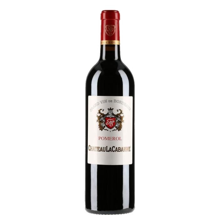 Château LA CABANNE 2016 Pomerol - Vin Rouge du Bordelais