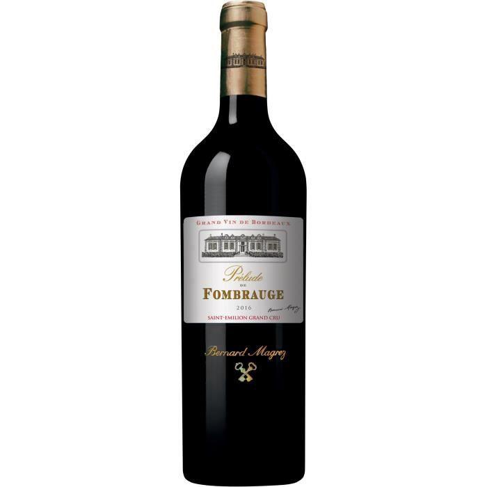Prélude de Fombrauge 2016 Saint-Emilion Grand Cru - Vin rouge de Bordeaux