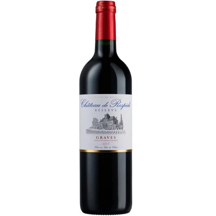 Château Respide 2016 Graves - Vin Rouge de Bordeaux