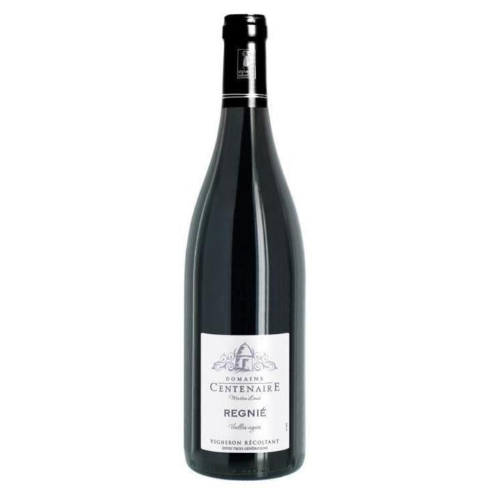 Domaine Centenaire Régnié 2016 Vieilles Vigne - Vin rouge