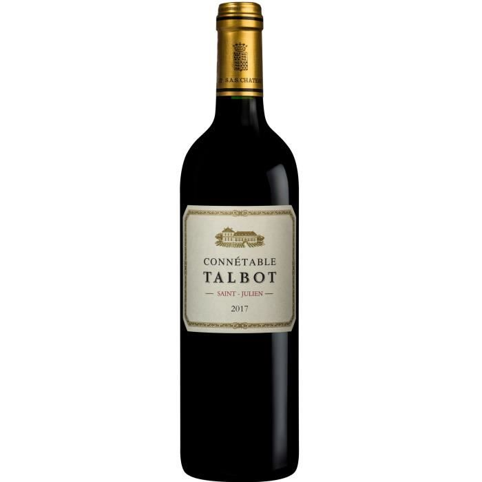Connétable Talbot 2017 Saint-Julien - Vin rouge de Bordeaux