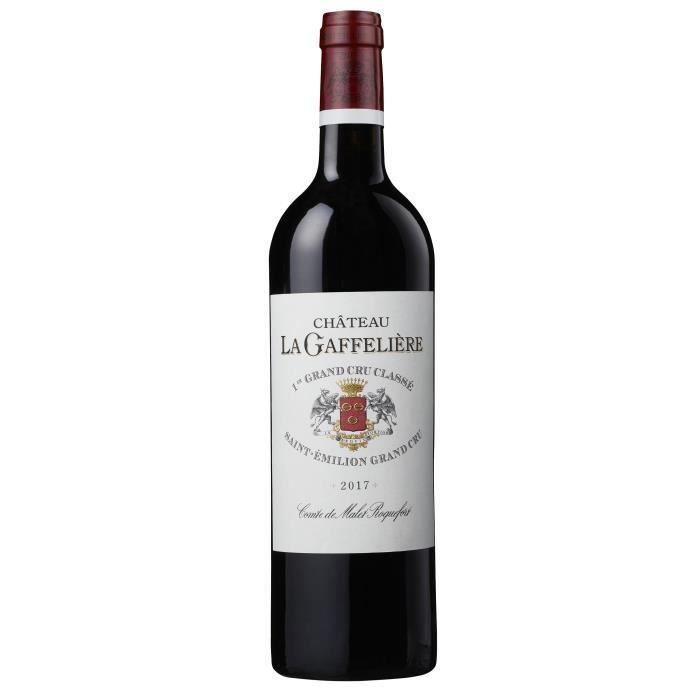 Château La Gaffelière 2017 Saint-Emilion Grand Cru - Vin rouge de Bordeaux