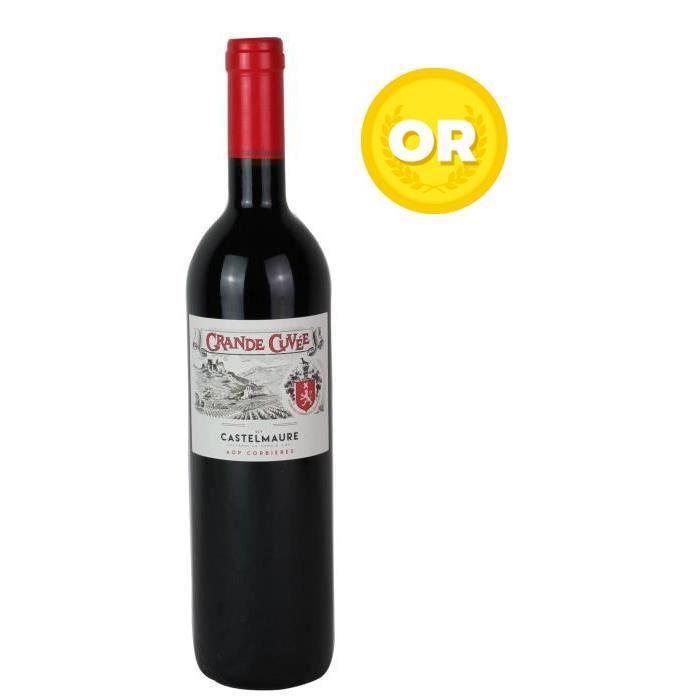 Grande Cuvee 2017 Corbières - Vin rouge du Languedoc