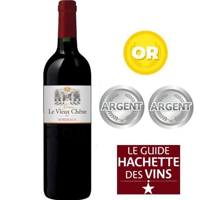 Château Le Vieux Chêne 2017 Bordeaux - Vin rouge de Bordeaux