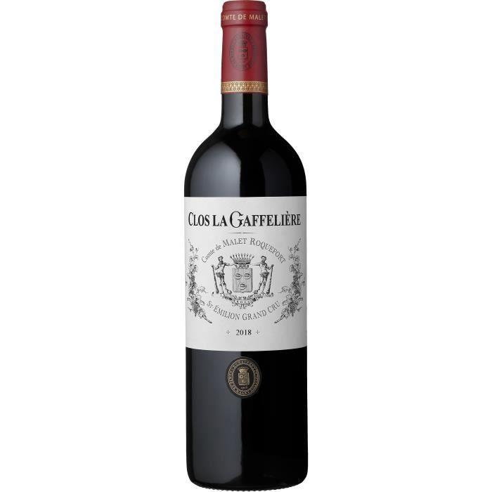 Clos La Gaffelière 2018 Saint-Emilion Grand Cru - Vin rouge de Bordeaux