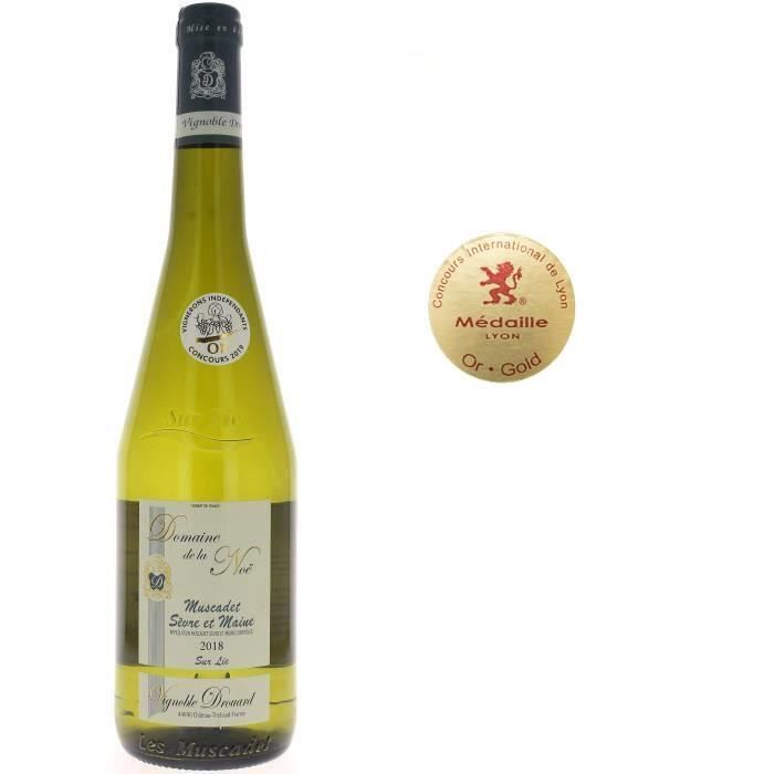 Domaine de la Noë 2018 Muscadet Sèvre et Maine - Vin blanc de Loire