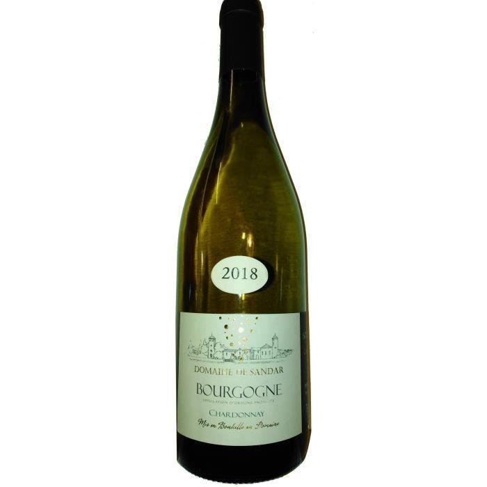 Domaine de Sandar 2018 Bourgogne - Vin blanc de Bourgogne