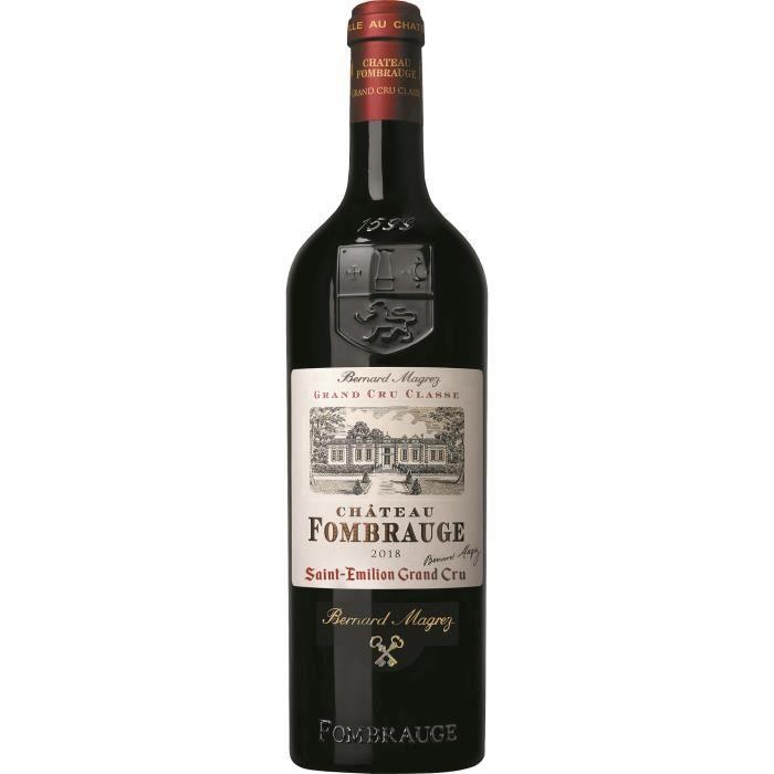 Château Fombrauge 2018 Saint-Emilion Grand Cru - Vin rouge de Bordeaux