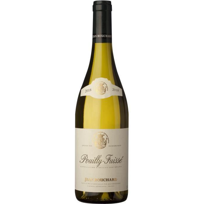 Jean Bouchard 2018 Pouilly-Fuissé - Vin blanc de Bourgogne