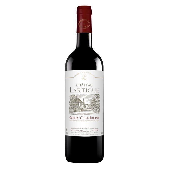 Château Lartigue Côtes de Bordeaux - Vin rouge de Bordeaux