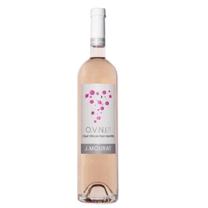 Jean Mourat Val de Loire - Vin rosé de Loire