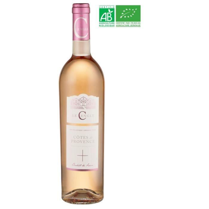 Le Cengle 2019 Côtes de Provence - Vin rosé de la Provence - Bio