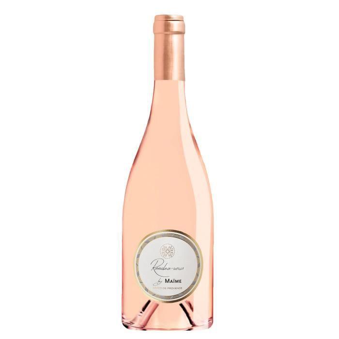 Rendez-vous by Maïme 2019 Côtes de Provence - Vin rosé de Provence