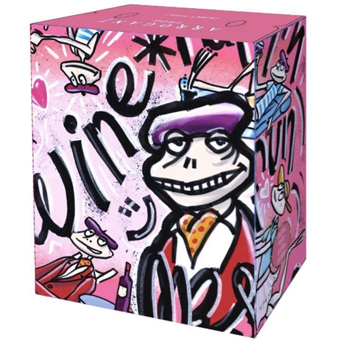 Bag In Box Jean Claude Mas Arrogant Frog Pays d'Oc - Vin Rosé de Languedoc - 3 L
