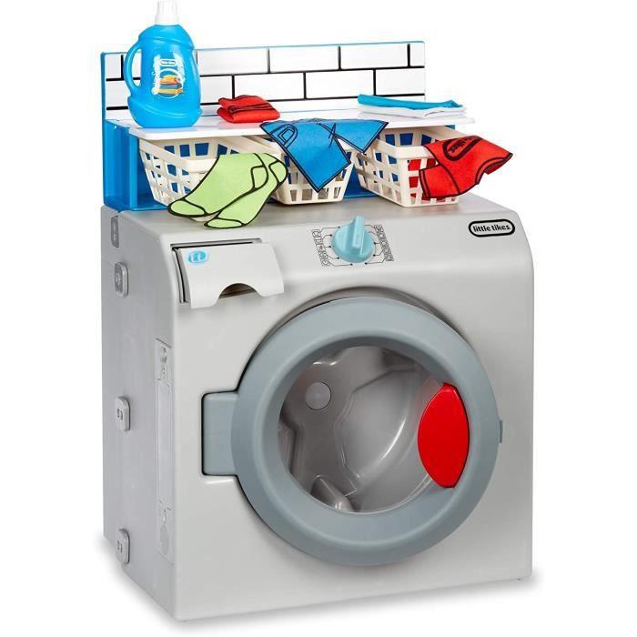 Little Tikes - Mon premier lave vaisselle électronique - Nombreuses fonctions amusantes