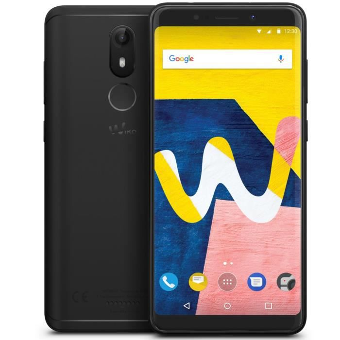 Wiko View Lite Anthracite