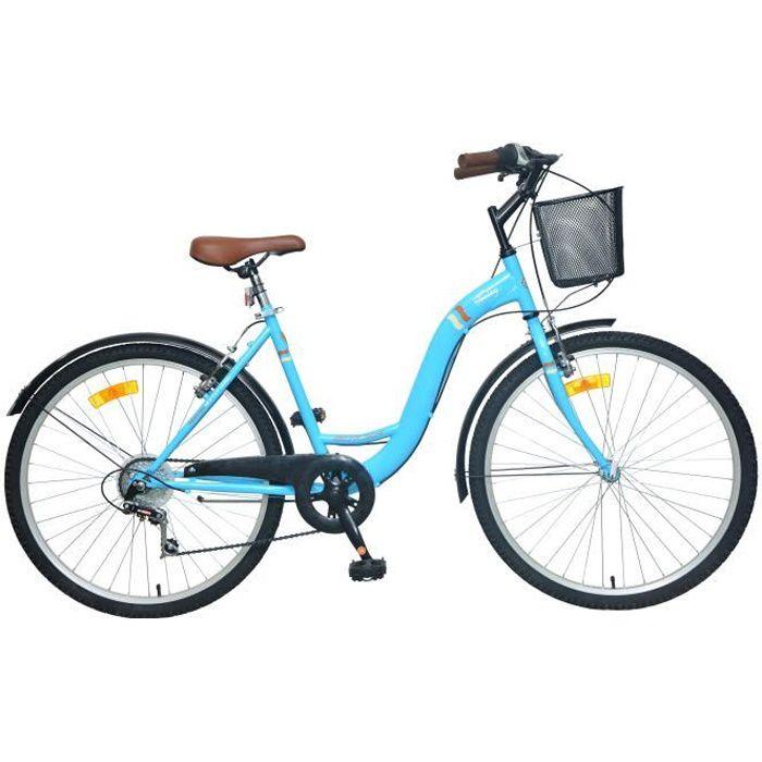 MERCIER Vélo 26 - Rétro - Femme - Bleu