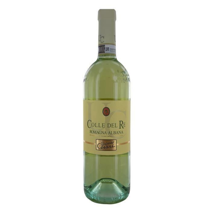 Colle Del Re 2016 Romagna Albana - Vin Blanc d'Italie