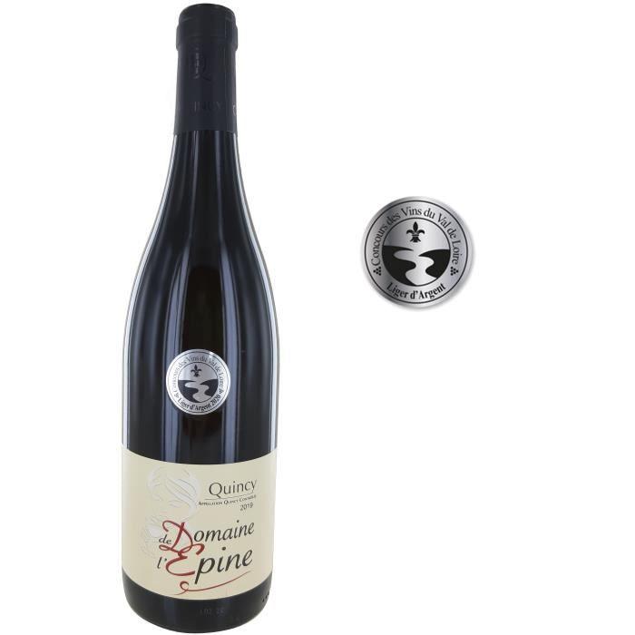 Domaine de L'Épine 2019 Quincy - Vin blanc de Loire