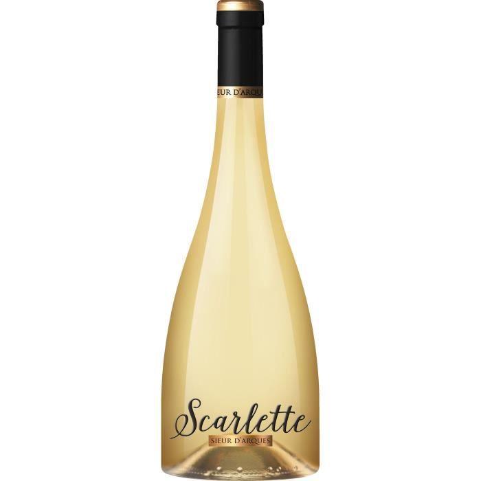 Sieur d'Arques IGP Oc Scarlette - Vin blanc de Languedoc-Roussillon