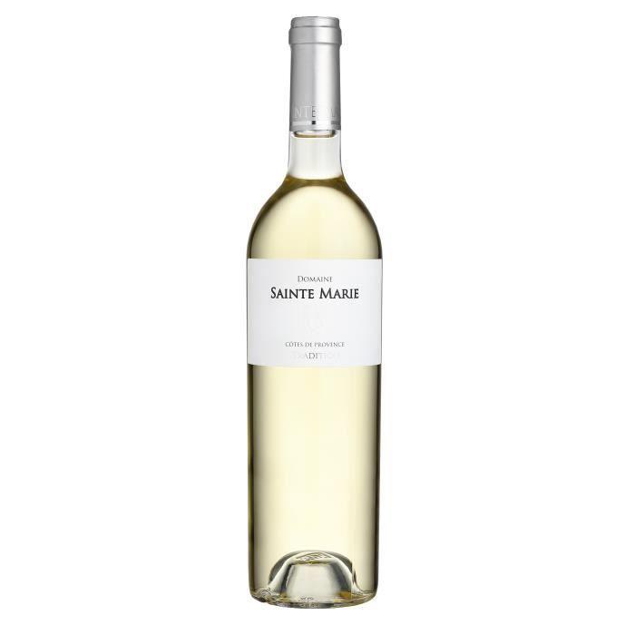 Domaine Sainte Marie 2019 Côtes de Provence - Vin blanc de Provence - Bio