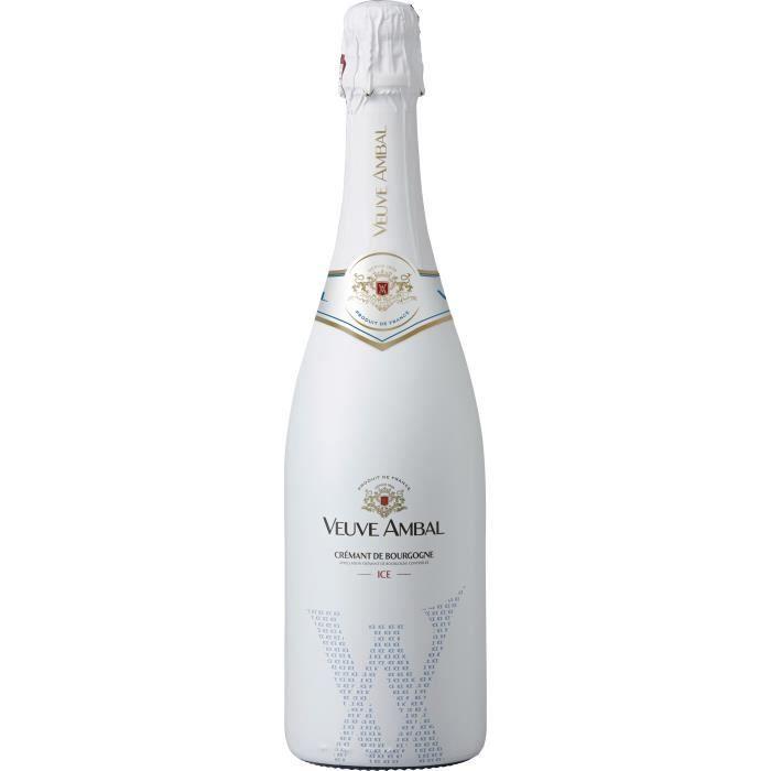 Veuve Ambal Ice Demi-sec - Crémant de Bourgogne