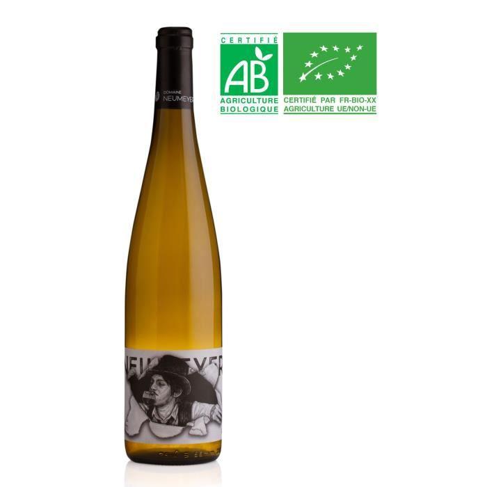 Domaine NEUMEYER 2017 Cuvée L Blanc - Vin blanc d'Alsace - Bio