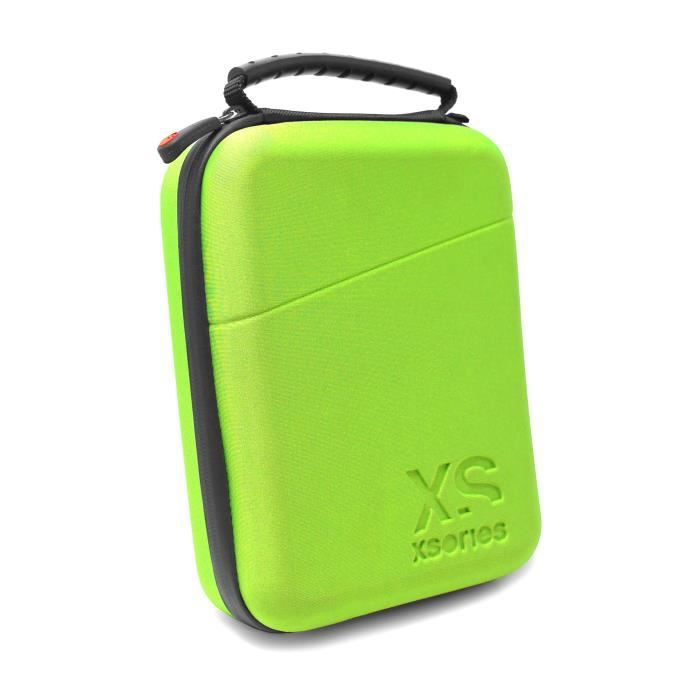 XSORIES Malette Capxule Petit pour Gopro - Vert
