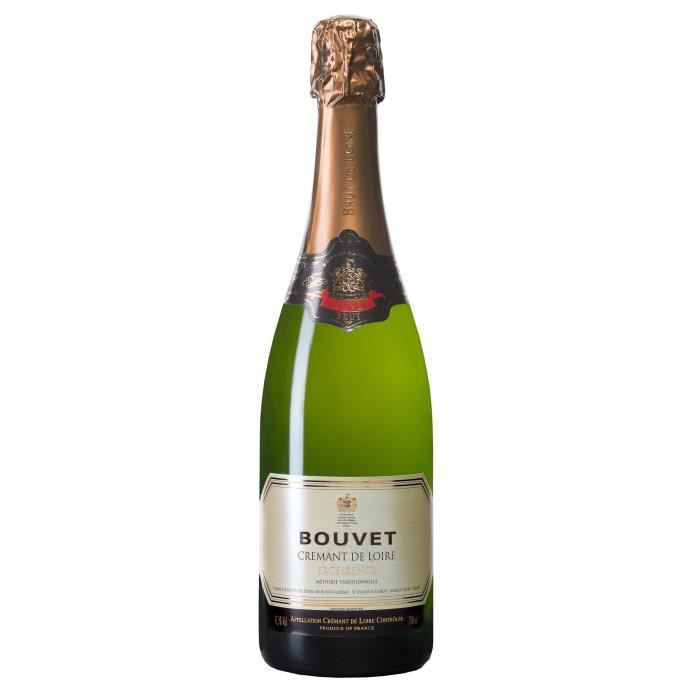 Bouvet Excellence - Crémant de Loire