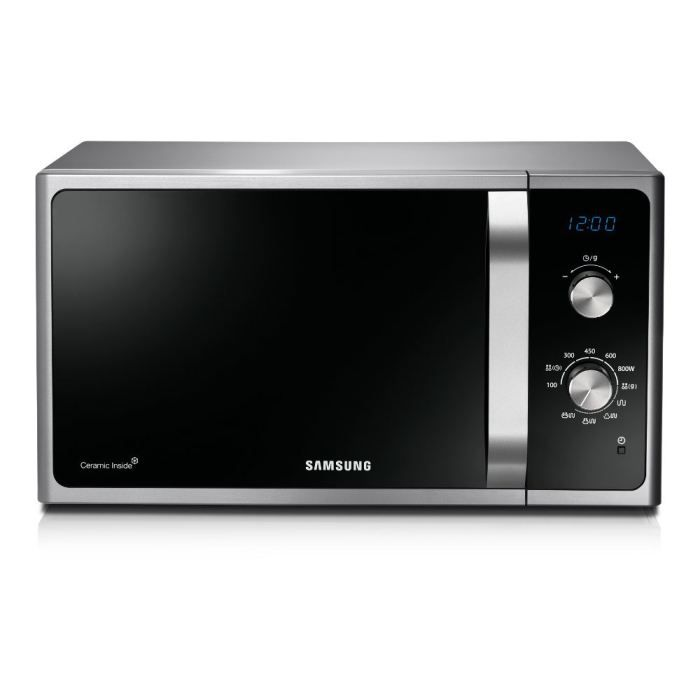 SAMSUNG MG23F301EFS Micro-ondes Grill