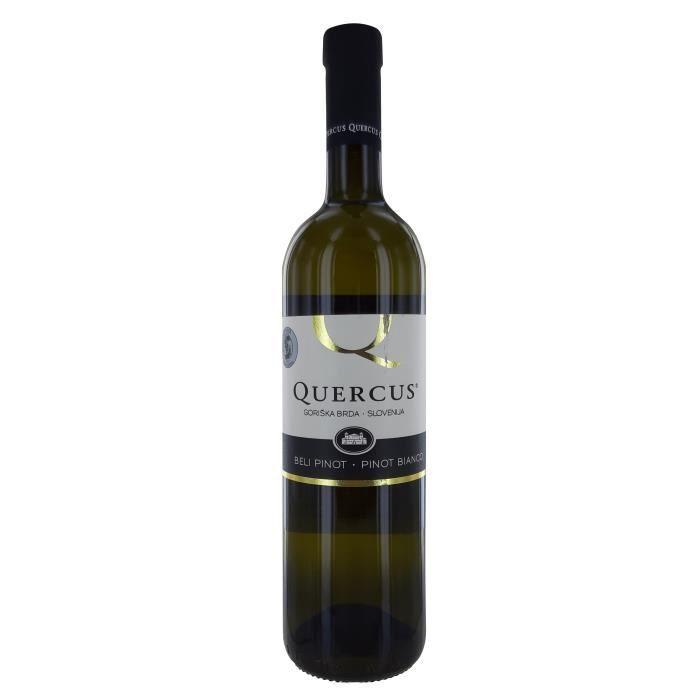 Quercus 2016 Beli Pinot - Vin Blanc de Slovénie